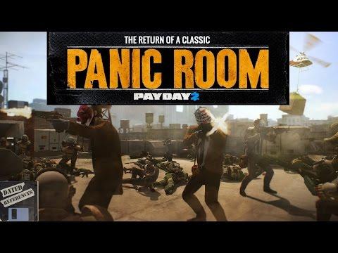 Payday 2 - Pièce de sûreté (Panic Room) Build Exec-cerveau