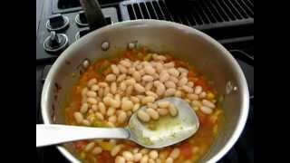 Northern Beans  soup recipe