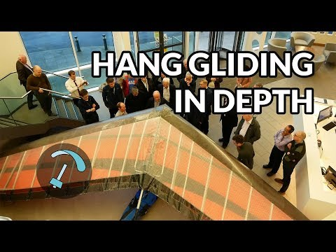 Introduction to Hang gliding by Tim Swait from Avian - BANDARRA