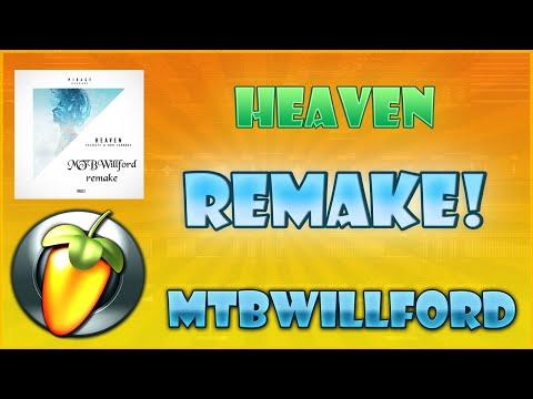 Felicity & Ron Carroll - Heaven - MTBWillford FL studio remake + FLP