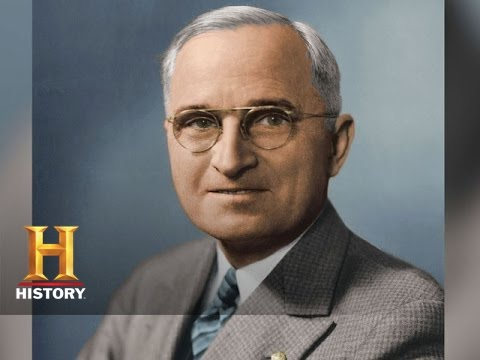 The World Wars: Harry S. Truman | History
