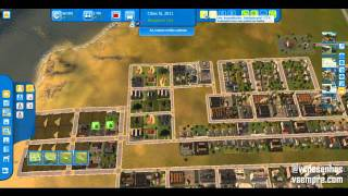 Cities XL 2011 - Gameplay Comentado PT