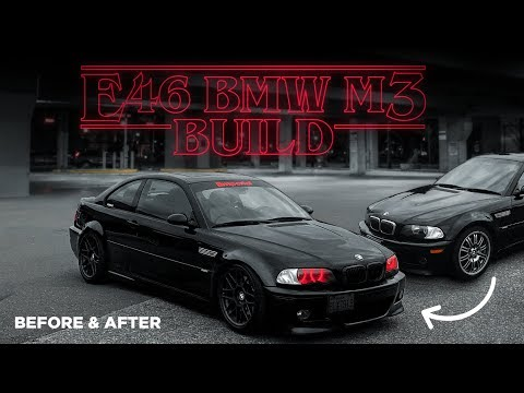 Bmw E46 Tuning Robolop Style Youtube