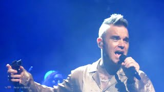 Robbie Williams • Into The Silence • The UTR Concert • Live At The Roundhouse, London • 07/10/19