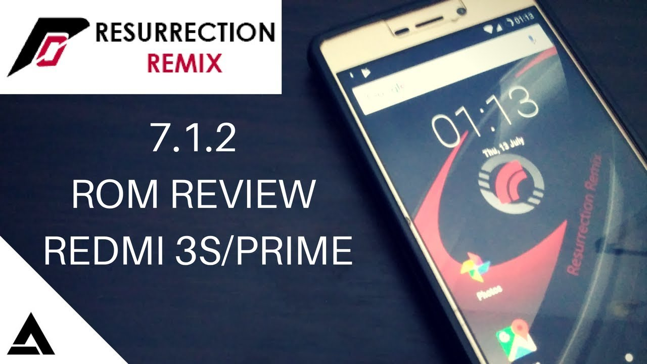 MOST AWAITED ROM FOR REDMI 3S/PRIME | RESURRECTION REMIX 5 8 3 | LATEST  STABLE BUILD |