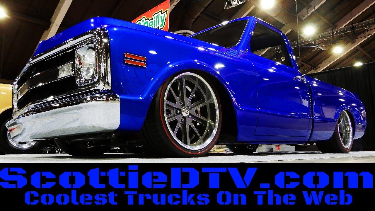 Chevy Trucks Com >> 1970 Chevrolet C/10 Street Truck The Grand National