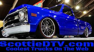 1970 Chevrolet C/10 Street Truck The Grand National Roadster Show 2018