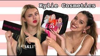 ON A TESTÉ - Noemie Lacerte et Alicia Moffet testent la collection 21 de Kylie Jenner | billie