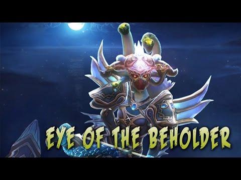 dota 2 medusa eye of the beholder set youtube