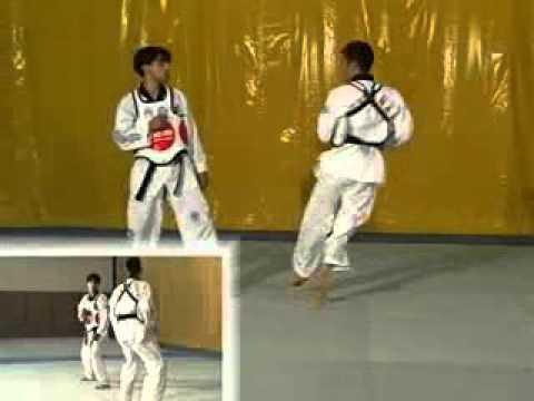 """E.D.T. Taekwondo """"Ataques"""" 3/4"""