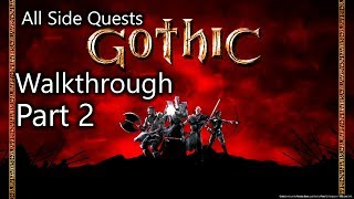 видео Gothic - Walkthrough