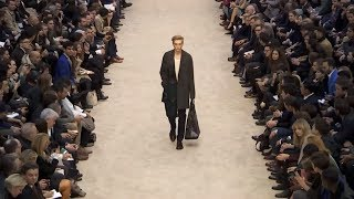 BURBERRY Menswear Fashion Show Autumn Winter 2014 2015 London by Fashion Channel