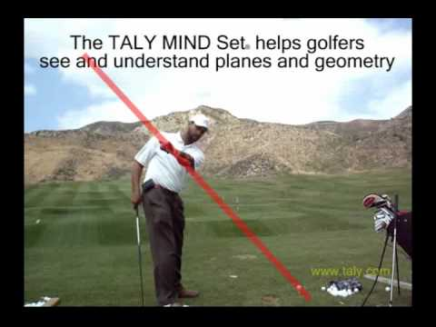 Taly Explains his Golf Swing Mechanics and Geometry with Driver