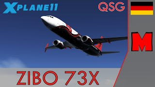 X-Plane 11 TUTORIAL #21: ZIBO + ULTIMATE quick start guide - die ZIBO in 45min lernen