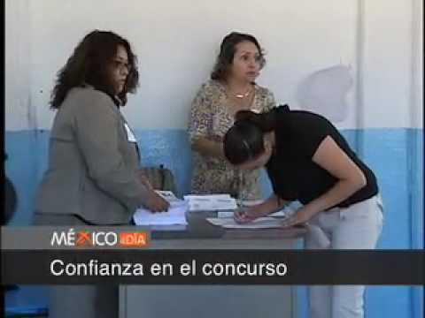 Segundo concurso nacional de asignaci n de plazas docentes for Concurso plazas docentes
