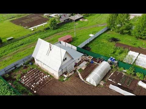 Дом с участком 15 соток у реки д. Летовцы в Кировской области