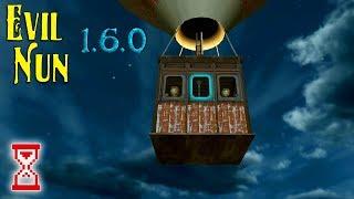 Улетели на воздушном шаре без Таинственного человека   Evil Nun 1.6.0