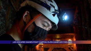 Yvelines | Les escape games font carton plein dans les Yvelines