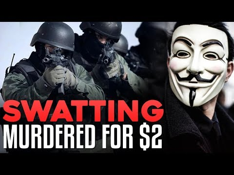 Swatting: Murdered for $2 (Call of Duty Wager Gone Wrong)