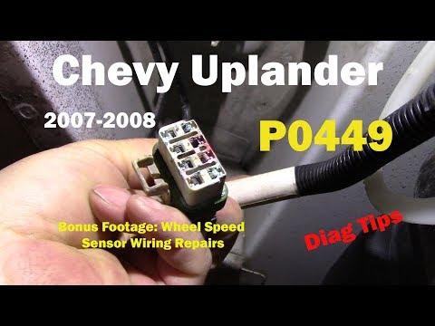 Chevy Uplander P0449 Diagnostic Information - YouTube on chevy silverado, chevy spark, chevy orlando, chevy lumina, chevy venture, chevy van, chevy express, chevy captiva, chevy impala, chevy traverse, chevy hhr, chevy volt, chevy tahoe, chevy malibu, chevy colorado, chevy tracker, chevy astro, chevy equinox, chevy trailblazer, chevy cruze,