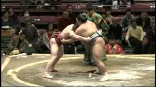 Takanoyama vs Tenkaiho