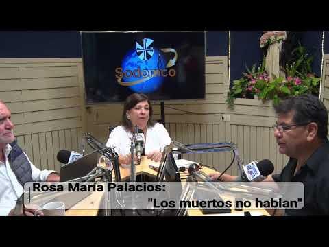 """Rosa María Palacios: """"Los muertos no hablan"""""""
