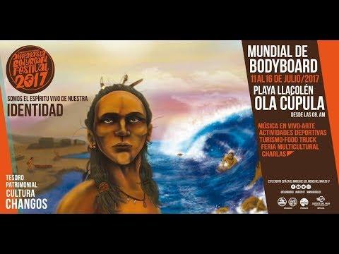 Antofagasta Bodyboard Festival 2017 Day 1