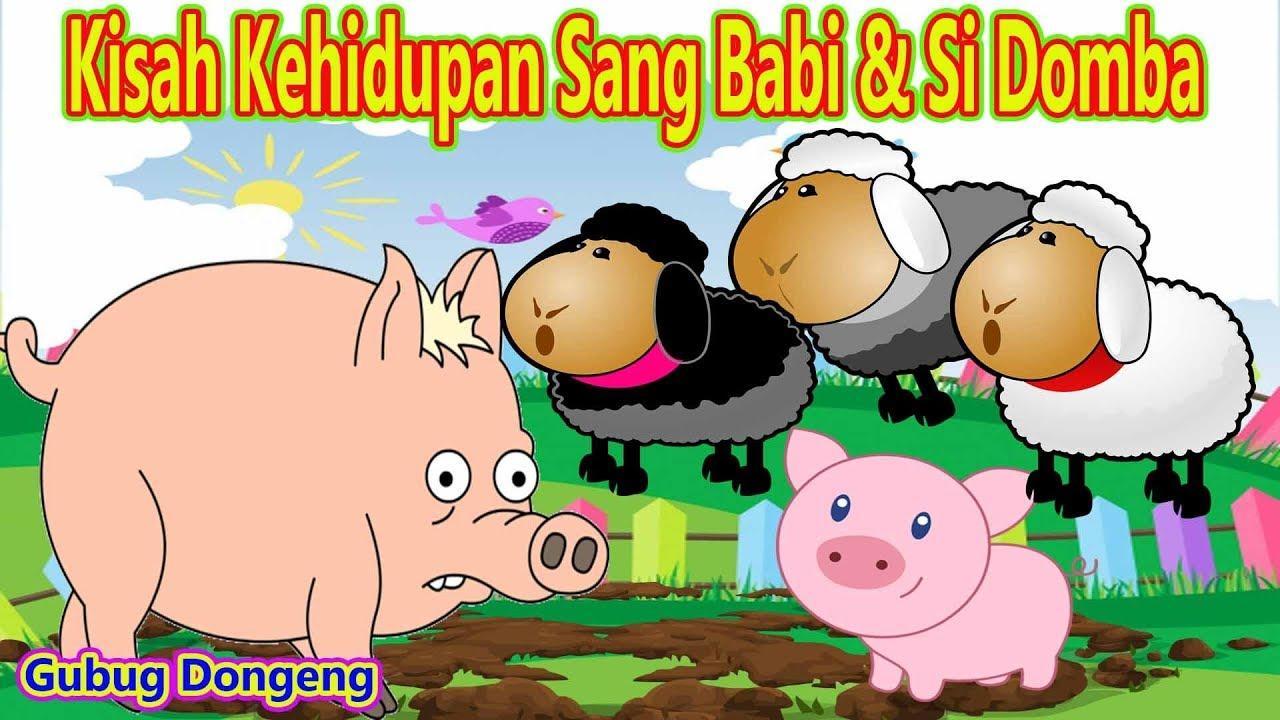 900 Gambar Fabel Babi Dan Domba  Gratis