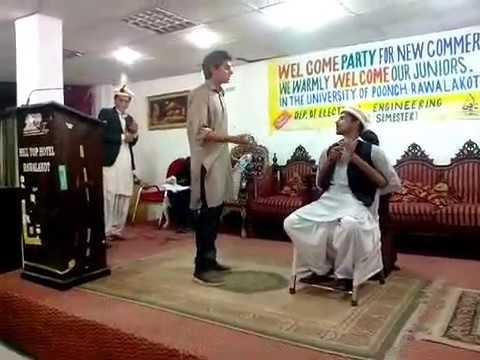 Chacha Thug Funny Drama By Ali Hamza, Ateeq Malik & Sarmad