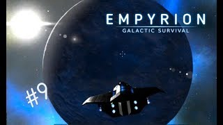 THE MOON IS MADE OF DRONES   Empyrion Galactic Survival   Alpha 8 Main release   #9