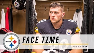 Face Time: T.J. Watt