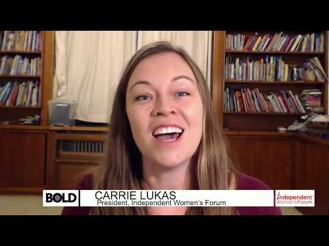 Carrie Lukas on the Lack of GOP Women in Office