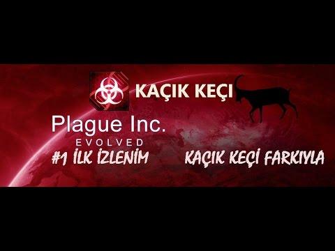 Bok 1 Milyar Kişiye Bulaştı ! Plague Inc Evolved #1 İlk İzlenim