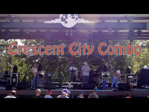 The Crescent City Combo live at Hillberry Festival 10/16/2016
