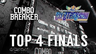 Arcana Heart 3 ▷ Top 4 Finals ▷ Combo Breaker 2018 (TIMESTAMP)
