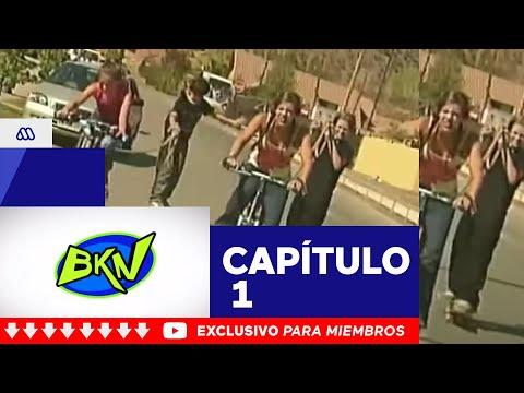 """BKN Capítulo 1 """"Los Nuevos Vecinos""""- Mega"""