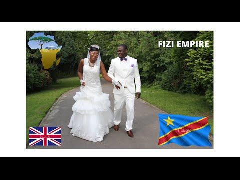 PAPY & CHANTAL'S WEDDING in Manchester England (Babembe Babondo UK - Congolese Wedding)