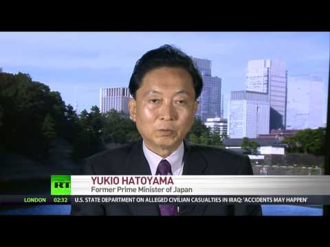 Stationing American troops in Japan will lead to bloody tragedy – ex-PM of Japan