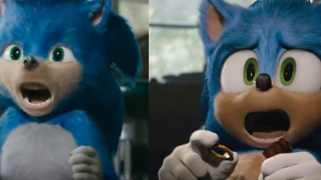 Sonic the Hedgehog returns with bigger eyes and fewer teeth in new ...