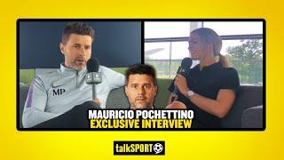 Mauricio Pochettino exclusive interview with talkSPORT