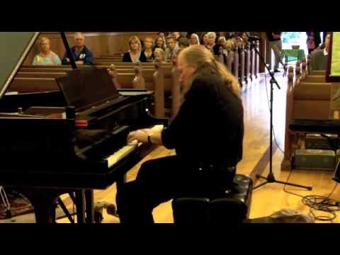 Glenn Hardy, PIano Improvisation, Calvary Music School Faculty Recital, September 21, 2012.m4v