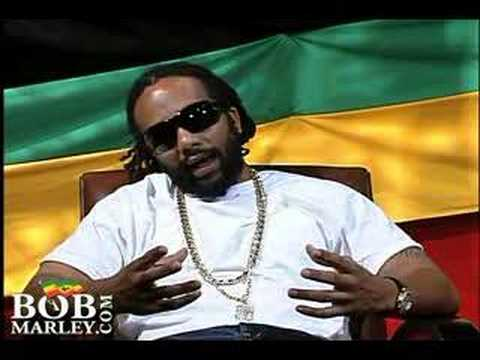 Ky-mani Marley on his Album