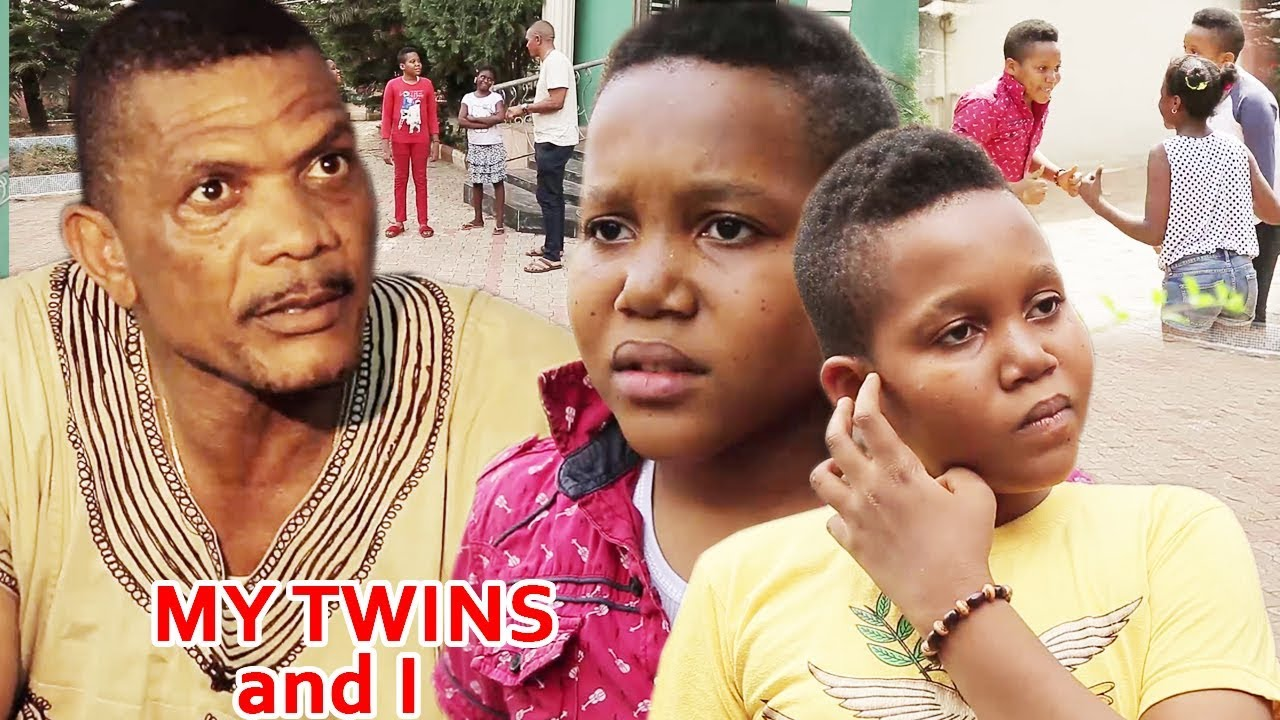 Download My Twins And I  Season 2 - 2018 Latest Nigerian Nollywood  Comedy Movie Full HD