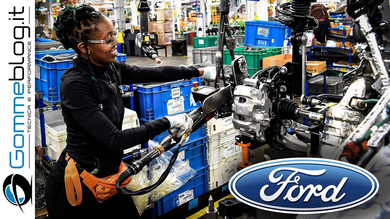 2020 Ford Explorer Production Usa