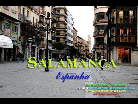 Viajando pelo Mundo - Salamanca - Espanha
