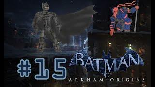 MAIN STORY END | Batman: Arkham Origins Part 15