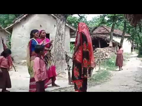 Women Fight Of indian villagers thumbnail