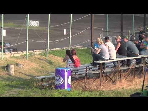 6/28/15 Redwood Speedway SportMod Heat and Feature
