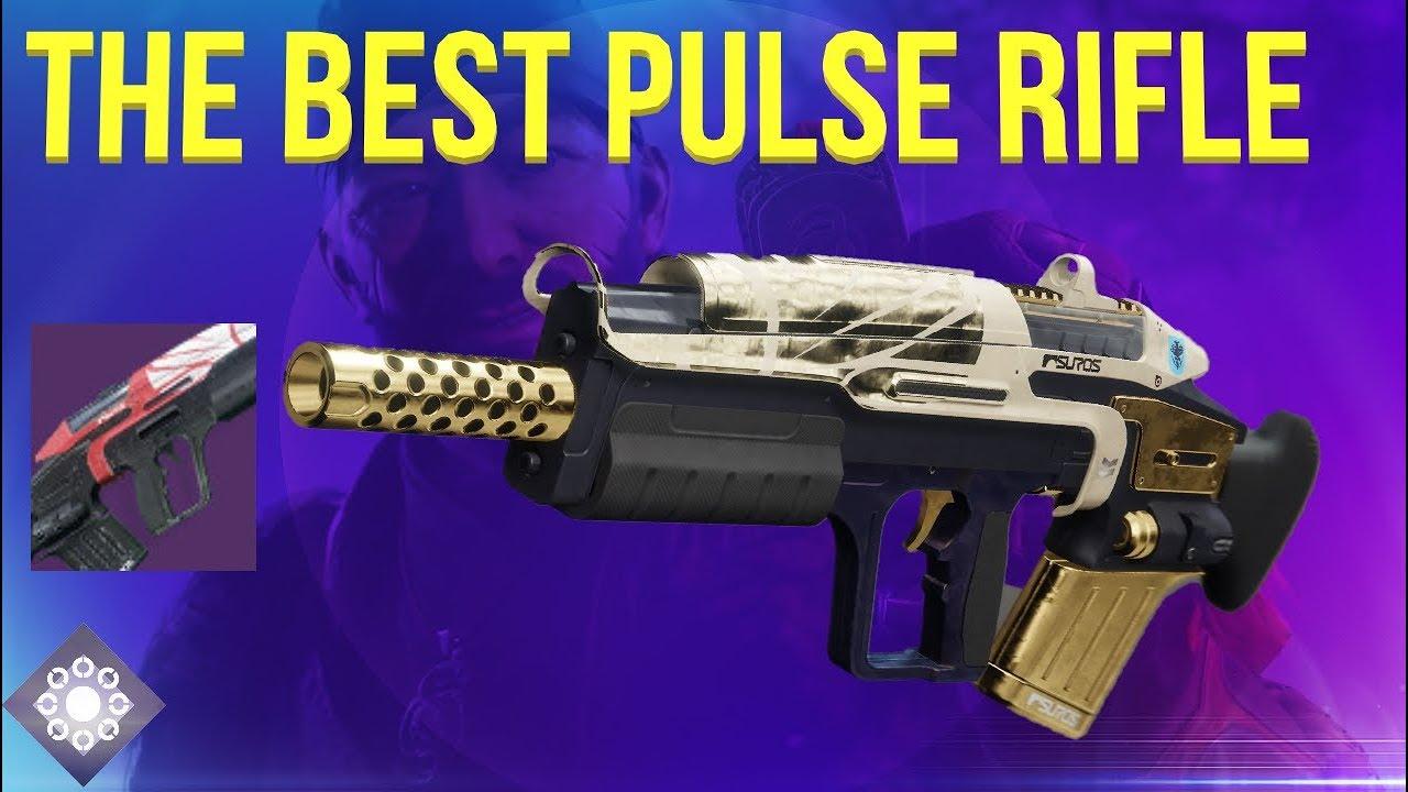 best pulse rifles