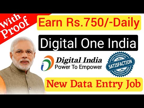 Earn 750₹/- Daily । Best Data Entry Work From Home । Easy Online Part Time Jobs @technicalaafi